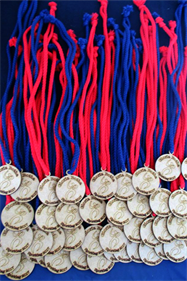 ATHLETICS DAY MEDALS